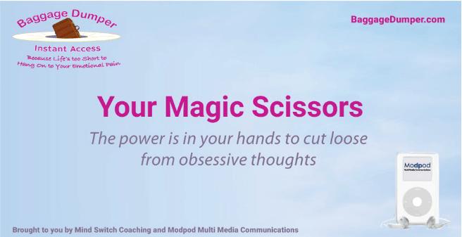 Your Magic Scissors