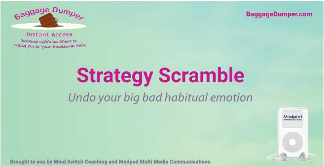 Strategy Scramble